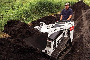 New Bobcat Mini Track Loaders