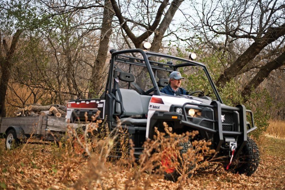 Bobcat 3600 Utility Vehicle full