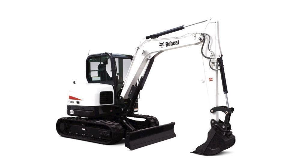 Bobcat E63 Compact Excavator