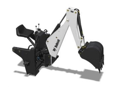 Bobcat Backhoe Attachment - For Sale in CO and WY - Bobcat