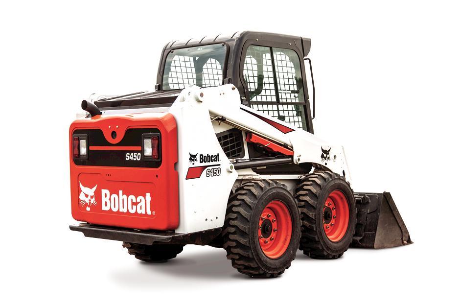 Bobcat S450 Skid Steer Loader Bobcat Of The Rockies