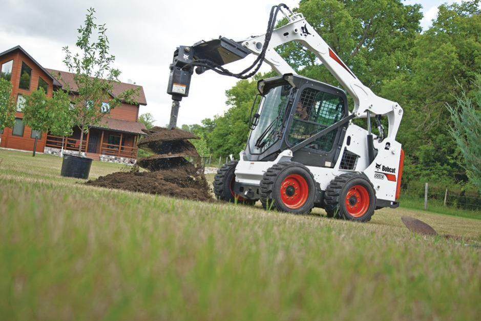 Bobcat S590 Skid-Steer Loader