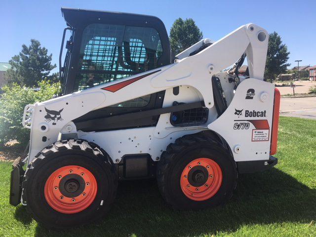 2017 Bobcat S770