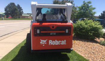 2017 Bobcat S770 full