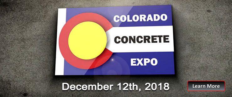 Colorado Concrete Expo