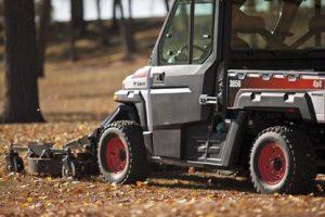 Mower Utility Attachment