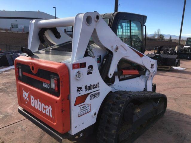 2017 BOBCAT  T650 full