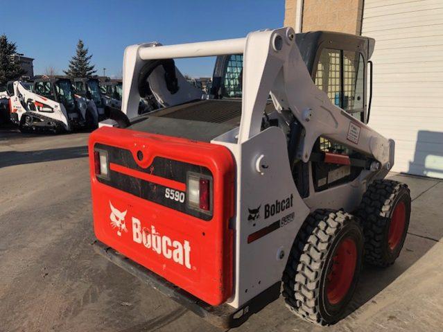 2016 BOBCAT  S590 full