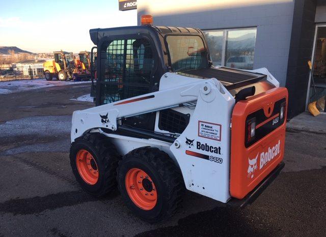 2017 BOBCAT  S450 full