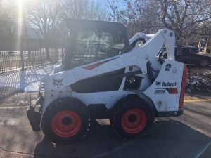 Used 2017 BOBCAT    S570  SKID-STEER LOADER