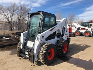 Used 2018 BOBCAT  S650  SKID-STEER LOADER