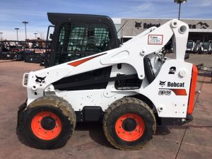 Used 2017 BOBCAT  S740  SKID-STEER LOADER