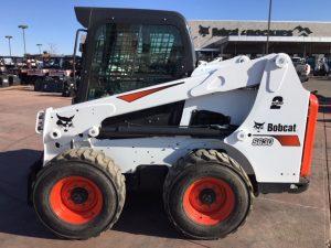 Used 2018 BOBCAT  S630  SKID-STEER LOADER