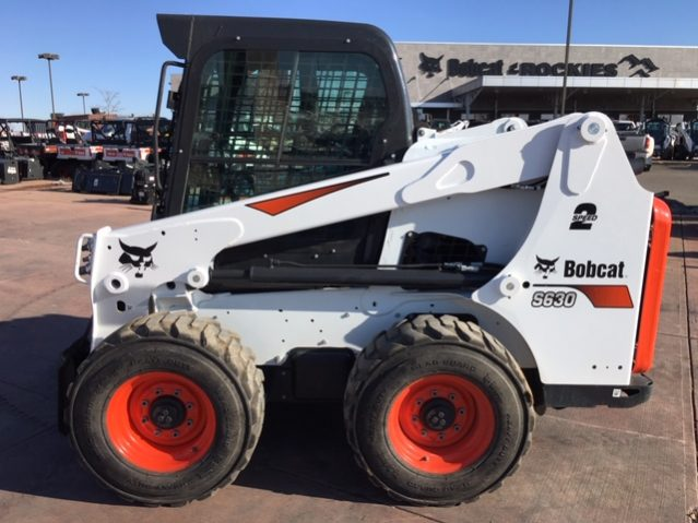 Used 2018 BOBCAT S630 SKID-STEER LOADER For Sale in CO and