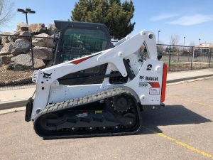 Used 2018 BOBCAT  T650  COMPACT TRACK LOADER