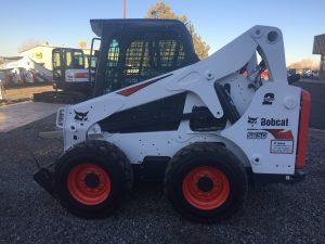 Used 2018 BOBCAT  S650  SKID-STEER LOADER