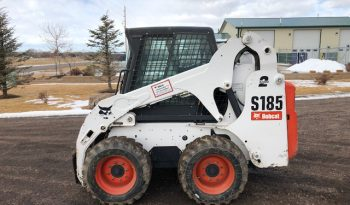 Used 2008 BOBCAT S185  SKID-STEER LOADER