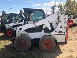 Used 2012 BOBCAT  S650  SKID-STEER LOADER