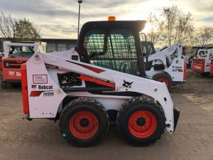 Used 2018 BOBCAT  S450  SKID-STEER LOADER