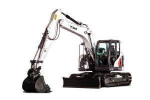 Bobcat E145 Compact Excavator