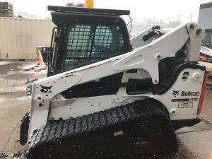 Used 2012 BOBCAT  T770  COMPACT TRACK LOADER