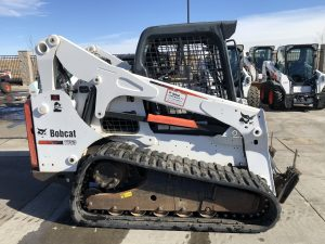 Used 2012 BOBCAT  T750  COMPACT TRACK LOADER
